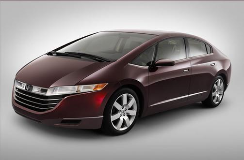 2008 Honda FCXClarity